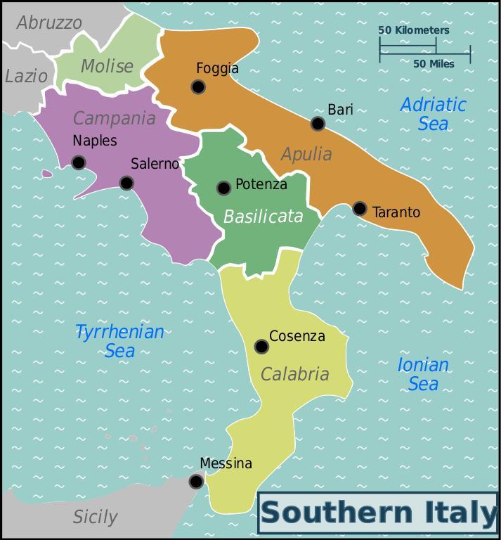Italia Kaupungit